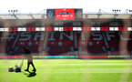 SOUTHAMPTON, ENGLAND - JANUARY 18: General View of St Mary's Stadium ahead of the Premier League match between Southampton FC and Wolverhampton Wanderers  at St Marys Stadium on January 18, 2020 in Southampton, United Kingdom. (Photo by Isabelle Field/Southampton FC via Getty Images)
