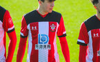 SOUTHAMPTON, ENGLAND - JANUARY 18: Marco Rus of Southampton FC during the Barclays Under 18 Premier League match between Southampton FC and Arsenal FC at the Staplewood Campus on January 18, 2020 in Southampton, England