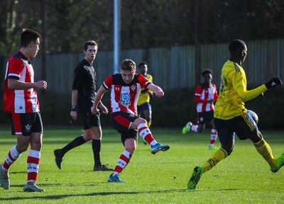 U18 Highlights: Saints 0-2 Arsenal