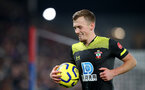 LONDON, ENGLAND - JANUARY 21: James Ward-Prowse of Southampton during the Premier League match between Crystal Palace and Southampton FC at Selhurst Park on January 21, 2020 in London, United Kingdom. (Photo by Matt Watson/Southampton FC via Getty Images)