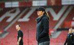 SOUTHAMPTON, ENGLAND - JANUARY 26: Southampton Womens FC manager Marieanne Spacey-Cale during the Women's FA Cup Fourth Round match between Southampton Womens FC and Coventry United Ladies at St Mary's Stadium on January 26, 2020 in Southampton, England