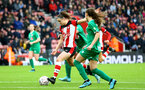 SOUTHAMPTON, ENGLAND - JANUARY 26: Ella Pusey during the Women's FA Cup Fourth Round match between Southampton FC and Coventry United Ladies at St. Mary's Stadium on January 26, 2020 in Southampton, England. (Photo by Isabelle Field/Southampton FC via Getty Images)