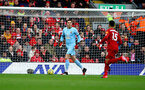 LIVERPOOL, ENGLAND - FEBRUARY 01: Alex McCarthy of Southampton during the Premier League match between Liverpool FC and Southampton FC at Anfield on February 01, 2020 in Liverpool, United Kingdom. (Photo by Matt Watson/Southampton FC via Getty Images)