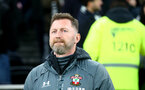 LONDON, ENGLAND - FEBRUARY 05: Ralph Hasenhuttl of Southampton during the FA Cup Fourth Round Replay match between Tottenham Hotspur and Southampton FC at Tottenham Hotspur Stadium on February 05, 2020 in London, England. (Photo by Matt Watson/SouthamptonFC via Getty Images)