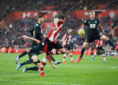 Gallery: Saints 1-2 Burnley
