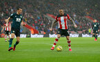 SOUTHAMPTON, ENGLAND - FEBRUARY 15: Danny Ings of Southampton during the Premier League match between Southampton FC and Burnley FC at St Mary's Stadium on February 15, 2020 in Southampton, United Kingdom. (Photo by Matt Watson/Southampton FC via Getty Images)