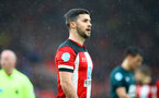 SOUTHAMPTON, ENGLAND - FEBRUARY 15: Shane Long of Southampton during the Premier League match between Southampton FC and Burnley FC at St Mary's Stadium on February 15, 2020 in Southampton, United Kingdom. (Photo by Matt Watson/Southampton FC via Getty Images)