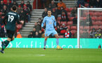 SOUTHAMPTON, ENGLAND - FEBRUARY 15: Alex McCarthy of Southampton during the Premier League match between Southampton FC and Burnley FC at St Mary's Stadium on February 15, 2020 in Southampton, United Kingdom. (Photo by Matt Watson/Southampton FC via Getty Images)