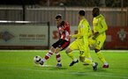 SOUTHAMPTON, ENGLAND - FEBRUARY 18: during the Hampshire Senior Cup match between Southampton FC and Havant and Waterlooville at the Snows Stadium, Totton, on February 18, 2020 in Southampton, England. (Photo by Matt Watson/Southampton FC via Getty Images)