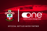 Southampton partner with One Water