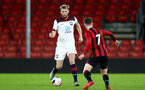 BOURNEMOUTH, ENGLAND - February 21: Aaron O'Driscoll during the PL2 match at The Vitality Stadium between Bournemouth and Southampton on February 21 2020, Bournemouth, England. (Photo by Isabelle Field/Southampton FC via Getty Images)
