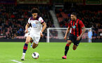 BOURNEMOUTH, ENGLAND - February 21: Oludare Olufunwa during the PL2 match at The Vitality Stadium between Bournemouth and Southampton on February 21 2020, Bournemouth, England. (Photo by Isabelle Field/Southampton FC via Getty Images)