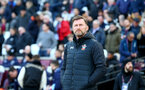 LONDON, ENGLAND - FEBRUARY 29: Ralph Hasenhuttl of Southampton during the Premier League match between West Ham United and Southampton FC at London Stadium on February 29, 2020 in London, United Kingdom. (Photo by Matt Watson/Southampton FC via Getty Images)