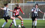 SOUTHAMPTON, ENGLAND - March 1: Phoebe Williams of Southampton FC Womens during the FA WomenÕs National League match between Southampton Women and Maidenhead United at Staplewood Campus on March 1 2020, Exeter, England. (Photo by Tom Mulholland/Southampton FC) SOUTHAMPTON, ENGLAND - March 1: Phoebe Williams of Southampton FC Womens during the FA Women's National League match between Southampton Women and Maidenhead United at Staplewood Campus on March 1 2020, Exeter, England. (Photo by Tom Mulholland/Southampton FC)