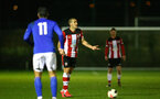 SOUTHAMPTON, ENGLAND - MARCH 02: Oriol Romeu during PL2 match between Southampton and Leicester City at Staplewood Training Center on March 02 2020 in Southampton England (Photo by Isabelle Field/Southampton FC via Getty Images)