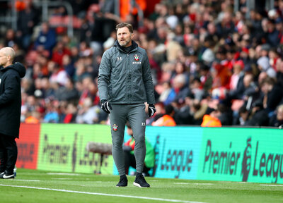 Video: Hasenhüttl on committed display