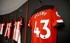 SOUTHAMPTON, ENGLAND - MARCH 07: Inside the Southampton FC dressing room ahead of the Premier League match between Southampton FC and Newcastle United at St Mary's Stadium on March 07, 2020 in Southampton, United Kingdom. (Photo by Matt Watson/Southampton FC via Getty Images)