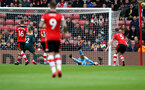 SOUTHAMPTON, ENGLAND - MARCH 07: Alex McCarthy of Southampton saves during the Premier League match between Southampton FC and Newcastle United at St Mary's Stadium on March 07, 2020 in Southampton, United Kingdom. (Photo by Matt Watson/Southampton FC via Getty Images)