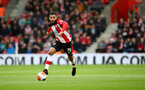 SOUTHAMPTON, ENGLAND - MARCH 07: Sofiane Boufal of Southampton during the Premier League match between Southampton FC and Newcastle United at St Mary's Stadium on March 07, 2020 in Southampton, United Kingdom. (Photo by Matt Watson/Southampton FC via Getty Images)