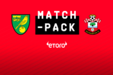 Match Pack: Norwich vs Saints