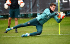 SOUTHAMPTON, ENGLAND - MARCH 10: Harry Lewis during a Southampton FC training session at the Staplewood Campus on March 08, 2020 in Southampton, England. (Photo by Matt Watson/Southampton FC via Getty Images)