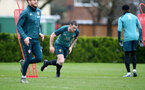 SOUTHAMPTON, ENGLAND - MARCH 10: Will Ferry during a Southampton FC training session at the Staplewood Campus on March 08, 2020 in Southampton, England. (Photo by Matt Watson/Southampton FC via Getty Images)