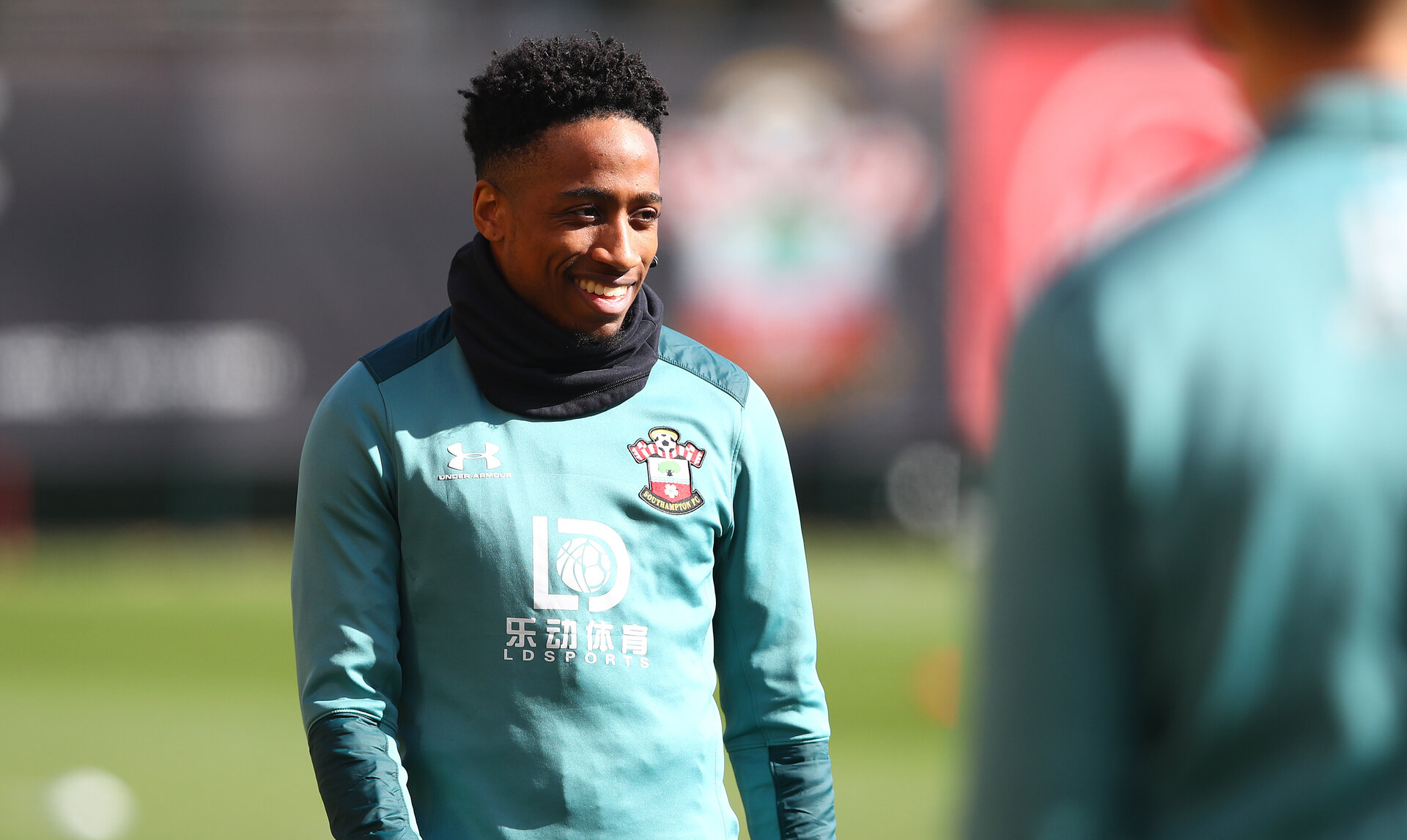 SOUTHAMPTON, ENGLAND - MARCH 12: Kyle Walker-Peters during a Southampton FC training session at the Staplewood Campus on March 12, 2020 in Southampton, England. (Photo by Matt Watson/Southampton FC via Getty Images)