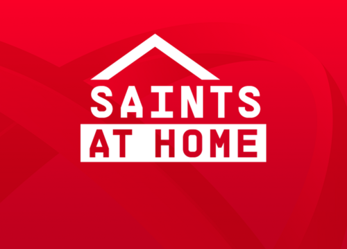Watch: Saints At Home