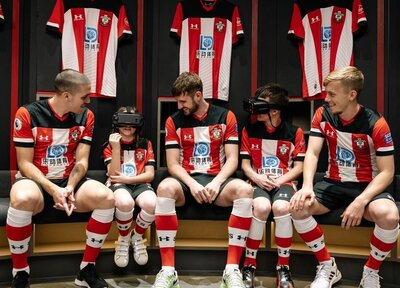 Virgin Media give young fans Super Sight