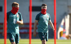 SOUTHAMPTON, ENGLAND - MAY 19: Shane Long as Southampton FC players return to training following Covid-19 restrictions being relaxed, at the Staplewood Campus on May 19, 2020 in Southampton, England. (Photo by Matt Watson/Southampton FC via Getty Images)