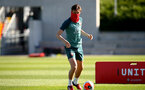 SOUTHAMPTON, ENGLAND - MAY 19: Will Smallbone as Southampton FC players return to training following Covid-19 restrictions being relaxed, at the Staplewood Campus on May 19, 2020 in Southampton, England. (Photo by Matt Watson/Southampton FC via Getty Images)