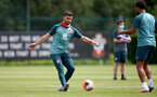 SOUTHAMPTON, ENGLAND - JUNE 17: Shane Long during a Southampton FC training session at the Staplewood Campus on June 17, 2020 in Southampton, England. (Photo by Matt Watson/Southampton FC via Getty Images)
