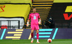 WATFORD, ENGLAND - JUNE 28: Alex McCarthy during the Premier League match between Watford FC and Southampton FC at Vicarage Road on April 4, 2020 in Watford, United Kingdom. (Photo by Matt Watson/Southampton FC via Getty Images)