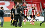 SOUTHAMPTON, ENGLAND - JULY 05: Ralph Hasenhuttl during the Premier League match between Southampton FC and Manchester City at St Mary's Stadium on July 5, 2020 in Southampton, United Kingdom. Football Stadiums around Europe remain empty due to the Coronavirus Pandemic as Government social distancing laws prohibit fans inside venues resulting in games being played behind closed doors. (Photo by Matt Watson/Southampton FC via Getty Images)