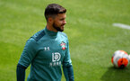 SOUTHAMPTON, ENGLAND - JULY 07: Shane Long during a Southampton FC training session at the Staplewood Campus on July 07, 2020 in Southampton, England. (Photo by Matt Watson/Southampton FC via Getty Images)