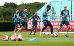 SOUTHAMPTON, ENGLAND - JULY 24: Kyle Walker-Peters during a Southampton FC training session at the Staplewood Campus on July 24, 2020 in Southampton, England. (Photo by Matt Watson/Southampton FC via Getty Images)