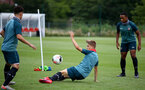 SOUTHAMPTON, ENGLAND - August 13: Lewis Payne during a Southampton U18 training session at Staplewood Training ground on August 13, 2020 in Southampton, England. (Photo by Isabelle Field/Southampton FC via Getty Images)