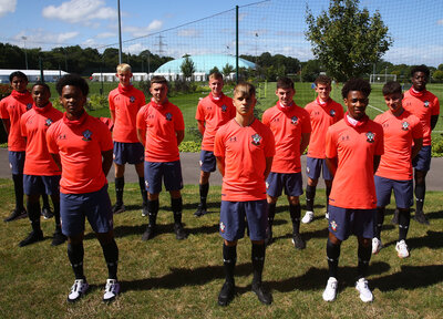 12 youngsters sign Academy scholarships