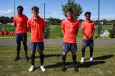 Academy sign four new scholars