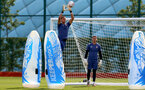 SOUTHAMPTON, ENGLAND - SEPTEMBER 10: Alex McCarthy during a Southampton FC training session at the Staplewood Campus on September 10, 2020 in Southampton, England. (Photo by Isabelle Field/Southampton FC via Getty Images)