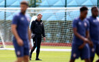 SOUTHAMPTON, ENGLAND - SEPTEMBER 10: Ralph Hasenhuttl during a Southampton FC training session at the Staplewood Campus on September 10, 2020 in Southampton, England. (Photo by Isabelle Field/Southampton FC via Getty Images)