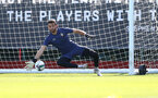 SOUTHAMPTON, ENGLAND - SEPTEMBER 14: Angus Gunn during a Southampton FC training session at the Staplewood Campus on September 14, 2020 in Southampton, England. (Photo by Matt Watson/Southampton FC via Getty Images)