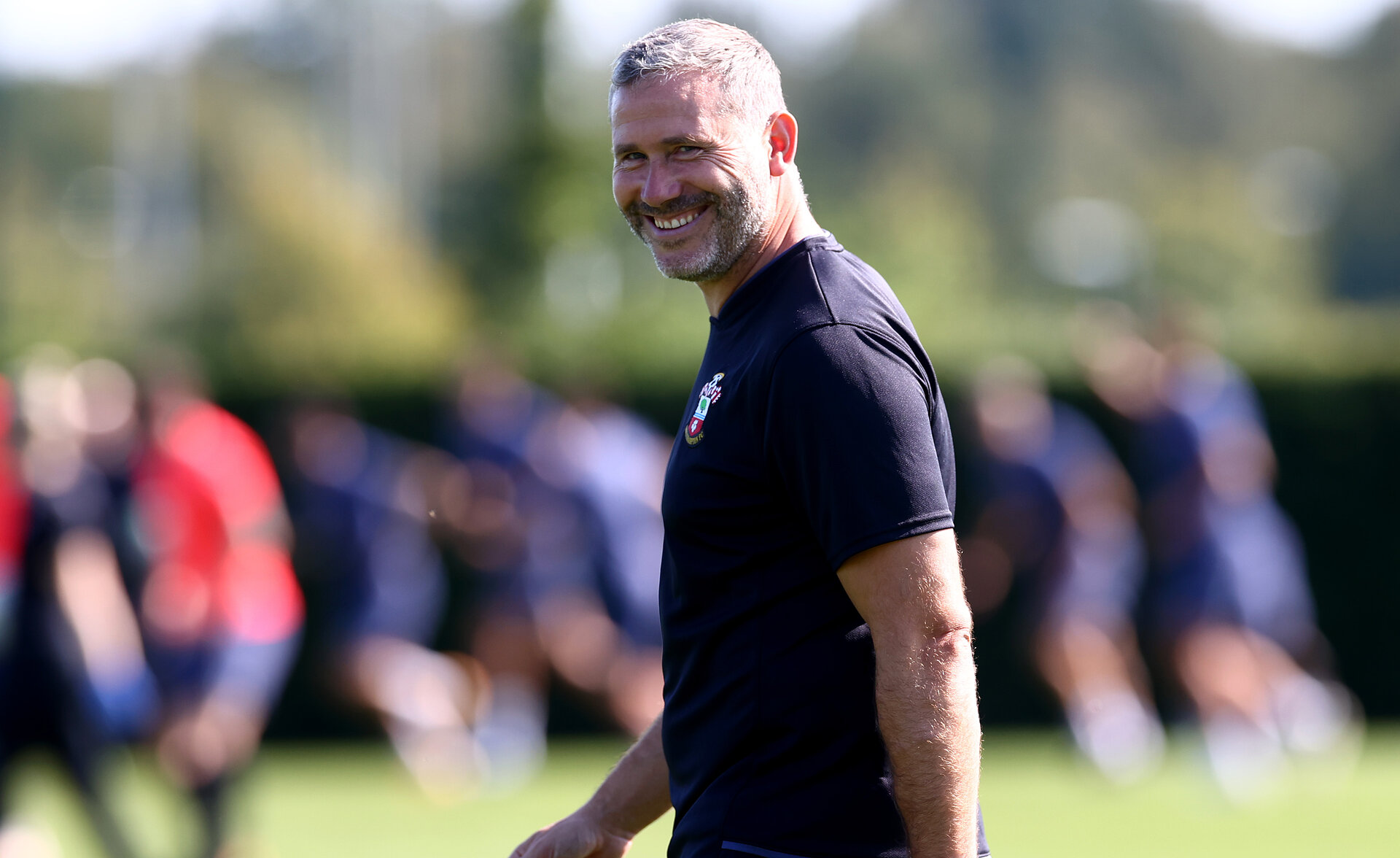 SOUTHAMPTON, ENGLAND - SEPTEMBER 14: Kelvin Davis during a Southampton FC training session at the Staplewood Campus on September 14, 2020 in Southampton, England. (Photo by Matt Watson/Southampton FC via Getty Images)