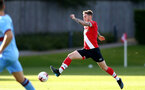SOUTHAMPTON, ENGLAND - SEPTEMBER 26: Callum Slattery of Southampton during Premier League 2 Match between Southampton B Team and West Ham United at Staplewood Training Ground on September 26, 2020 in Southampton, England. (Photo by Isabelle Field/Southampton FC via Getty Images)