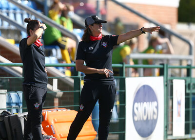 Women's game to be played behind closed doors