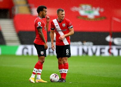 Ward-Prowse and Bertrand on track for Wolves return