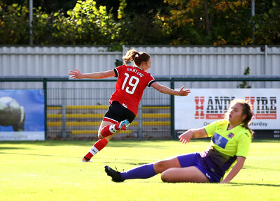 Women's Report: Saints 3-0 Exeter