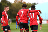 U18 Highlights: Saints 8-2 Leicester