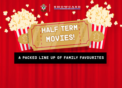 Take the family to Showcase Cinema de Lux this half term