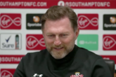 Press Conference (part two): Hasenhüttl on Aston Villa test